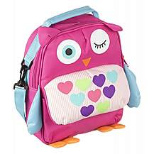 image of Childrens Owl Backpack