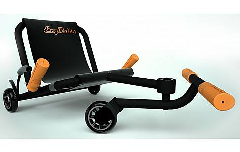 image of Ezy Roller Classic - Black And Orange