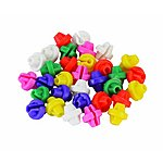 image of Raleigh Bike Spoke Decorations / Spoke Beads / Spokey Dokey - Pack Of 36 - For All Bikes