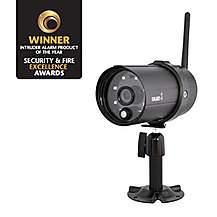 image of Smart Wifi Hd Indoor/outdoor Bullet Camera With Pir