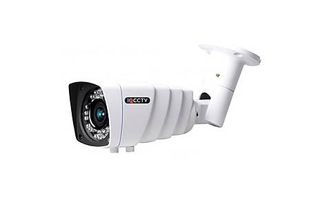 image of Hd1080p Ir Bullet Camera With 2.8 To 12mm Lens And 40m Ir Night Vision (white Casing)