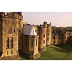 image of Family Entrance To Alnwick Castle With Afternoon Tea