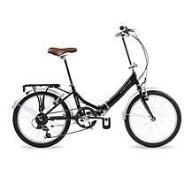 image of Kingston Freedom 20 Inch Folding Bike 6 Speed