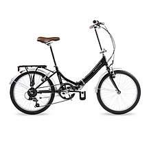 image of Kingston Freedom, 20in Folding Bike, 6 Speed, Unisex