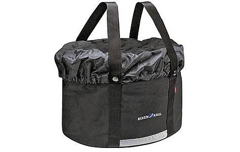 image of Rixen-kaul - Shopper Plus Handlebar Bag Black