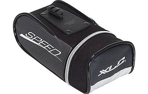 image of Basil - Traveller 0.8l Saddle Bag With Klickfix Adapter