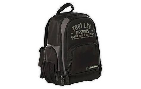 image of Troy Lee - Luggage Basic Backpack - Race Shop Grey My16 Greys