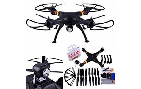 image of Syma X8c Venture With Wide Angle Camera Quadcopter