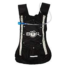 image of Btr Hydration Pack, Includes Backpack With 8 Litre Capacity Plus Hydration Bladder With 2 Litre Capacity