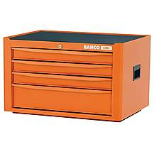 image of Bahco 1480k4 Top Chest 4 Drawer Orange