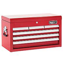 image of Britool Tool Chest 6 Drawer - Red