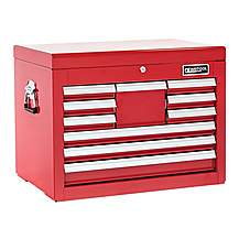 image of Britool Tool Chest 10 Drawer - Red