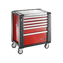 image of Facom Jet.6m4 Roller Cabinet 6 Drawer Red