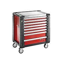 image of Facom Jet.8m4 Roller Cabinet 8 Drawer Red