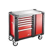 image of Facom Jet.t6m3 Mobile Work Bench 6 Drawer Red