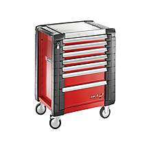 image of Facom Jet.7m3 Mobile Work Bench 7 Drawer Red