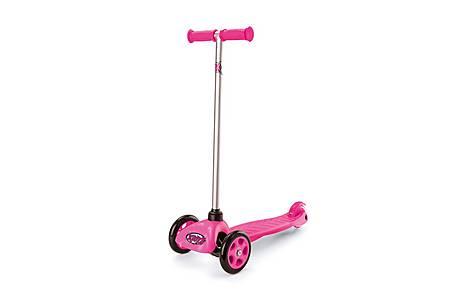 image of Xootz Mini Tri Scooter Pink