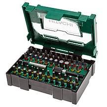 image of Hitachi 400.300.24 Stackable Accessory Bit Set (60 Pieces) - 40030024