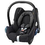 Maxi-Cosi CabrioFix Baby Car Seat - Black Raven