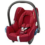 image of Maxi-Cosi CabrioFix Baby Car Seat - Robin Red