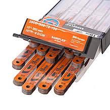 image of Bahco 3906 Bi-Metal Hacksaw Blades 12 Inch x 18TPI (100 Pack)