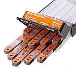 image of Bahco 3906 Sandflex HSS Bi-Metal Hacksaw Blades 12 Inch x 24TPI (100 Pack)