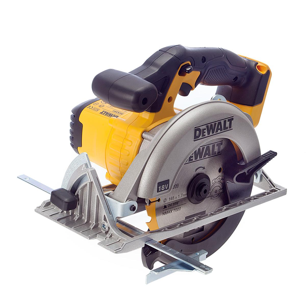 DeWalt DCS391 18v XR Cordless Circular Saw No Batteries No Charger No Case lowest price
