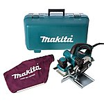 image of Makita KP0810CK Planer 3 Inch/82mm Heavy Duty with Constant Speed Control 110V