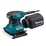 image of Makita BO4556 Palm Sander Plus Clamp 110V