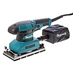 image of Makita BO3711 Orbital Sander 1/3 Sheet 240V