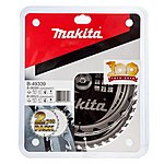 image of Makita B-49339 Makforce TCT Saw Blade Twin Pack for Wood 235mm x 30mm x 20 and 40 Tooth