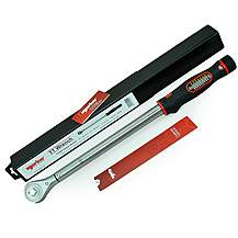 image of Norbar 13443 TTi200 Torque Wrench 1/2in Square Drive Adjustable 40 - 200 N.m 30 - 150 lbf.ft