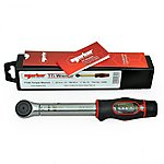 image of Norbar 13285 Tti20 Torque Wrench 1/4in Square Drive Adjustable 1-20 N.m 10-180 Lbf.ft
