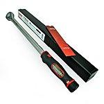 image of Norbar 13444 TTi250 Torque Wrench 1/2in Square Drive 50 - 250 Nm 40 - 185 lbf-ft