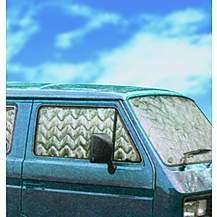 image of Summit Internal Thermal Blinds To Fit Vw Transporter T25  8 Piece Set