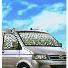image of Summit Internal Thermal Blinds To Fit Vw Transporter T5 3 Piece Set