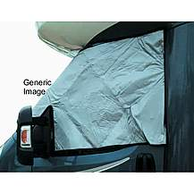 image of Summit External Thermal Blinds To Fit Fiat Ducato 2006 On