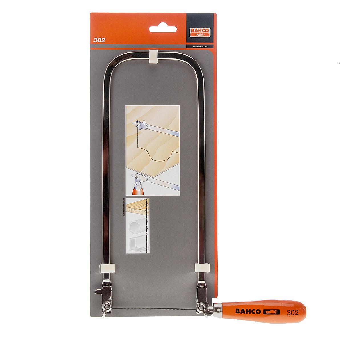 Bahco 302 Fretsaw lowest price