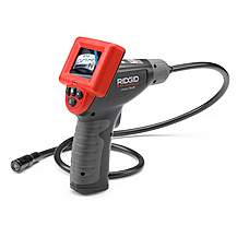 image of Ridgid Micro CA-25 (40043) Hand-Held Inspection Camera