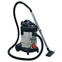 image of Sealey PC300SD Vacuum Cleaner Industrial 30ltr 1400w/240V Stainless Bin