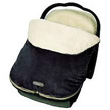 image of Jj Cole Bundle Me Infant Footmuff - Black