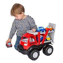 image of Transporter Truck Playset