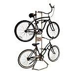image of Bike (platinum) 2 Bike Freestand Bike Rack