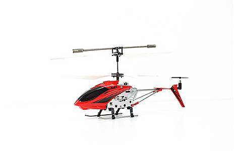 image of M3 Mini Remote Control Helicopter, Red