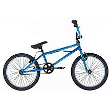 image of Raleigh Diamondback Option Bmx Freestyle 20in Bike In Blue