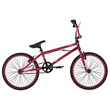 image of Raleigh Diamondback Girls Or Boys Option Bmx Freestyle 20in Bike In Pink