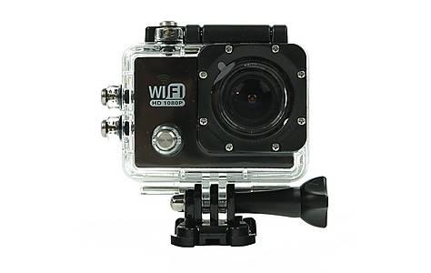 image of Ac-sj6000 Wifi Bike Camera Full Hd 1080p 170 Wide Angle Lens 2.0 Inch Lcd Display With Weatherproof Case