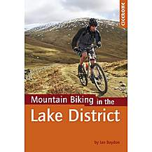 image of Cicerone Mountain Biking In The Lake District
