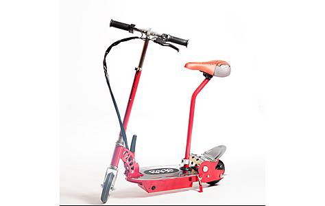 image of Rage Kids 24v Thunder Electric Scooter 120w - Red