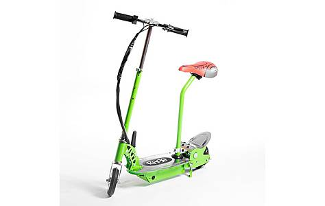 image of Rage Kids 24v Thunder Electric Scooter 120w - Lime Green